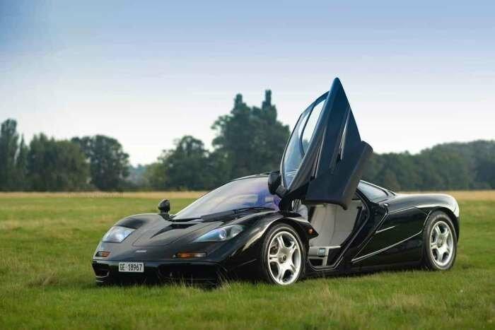 Самые быстрые машины с 1960-х и до наших дней (7 фото)