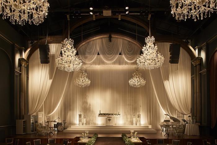 Пространство для свадебных церемоний в Южной Корее (32 фото)