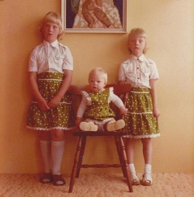 Пользователи выкладывают старые семейные фото (19 фото)