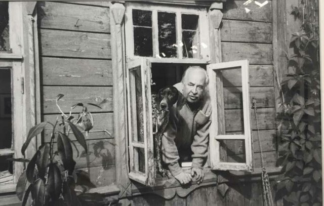 Лица людей глазами знаменитого советского фотографа Стешанова (25 фото)