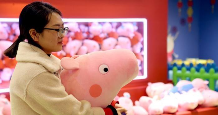 Свинку Пеппу продали за 4 млрд. долларов (4 фото)