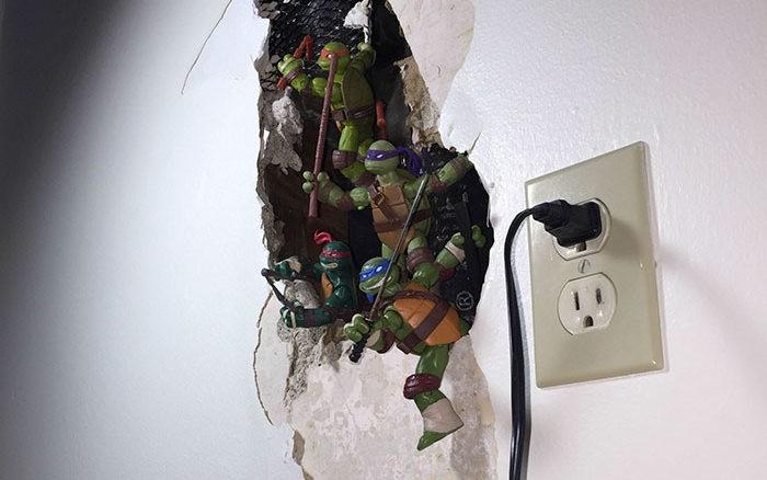 Самые креативные способы починить сломанное (11 фото)