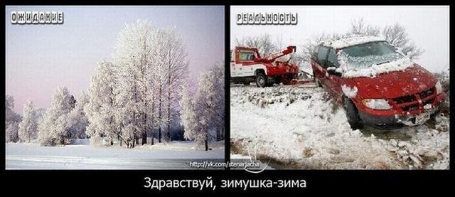 Различия между желаниями и реальностью (19 фото)