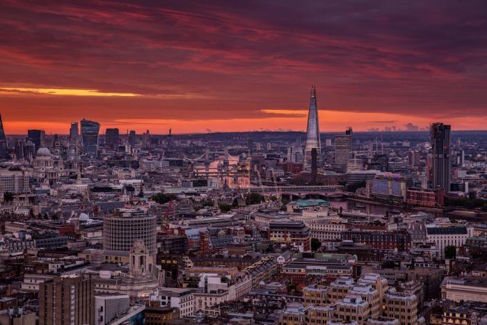 Лондон глазами руфера (18 фото)
