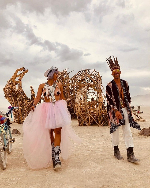 Фестиваль Burning Man-2019 (32 фото)
