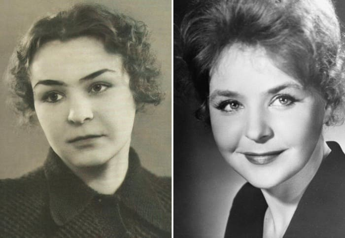 Актриса театра и кино Нина Ургант сегодня отмечает 90-летие (10 фото)