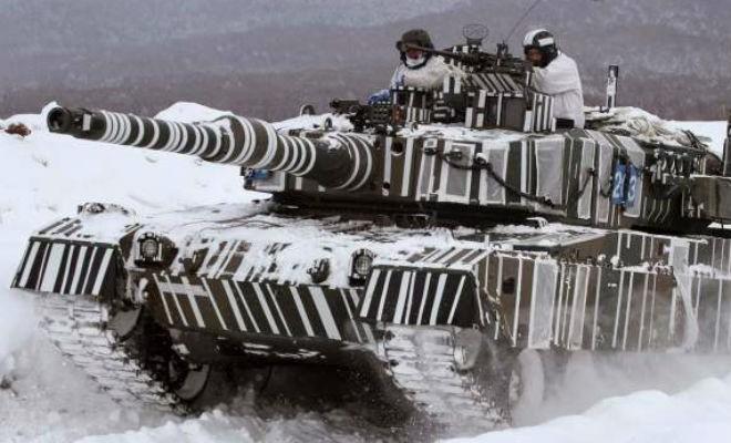 Как маскировали танки во время Второй мировой (3 фото)