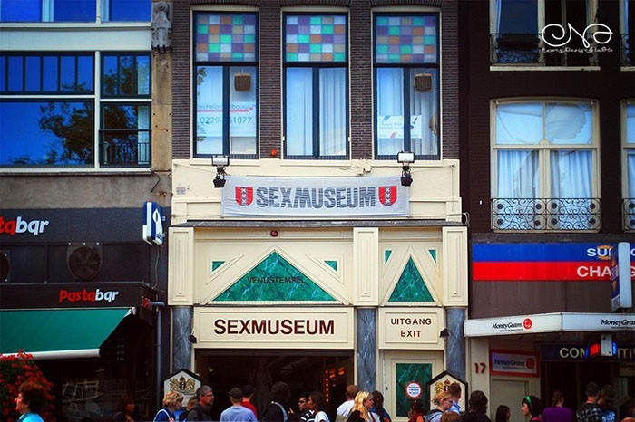 Пятерка самых странных музеев Амстердама (10 фото)