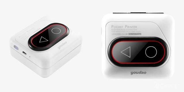 Youdao Memobird G4 – новый карманный принтер от Xiaomi (6 фото)