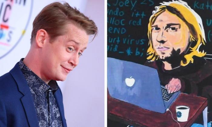 Знаменитости, которые оказались талантливыми художниками (10 фото)