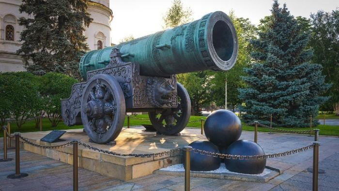 Самые большие пушки в истории (15 фото)