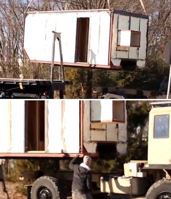 Дом мечты из старого грузовика (20 фото)