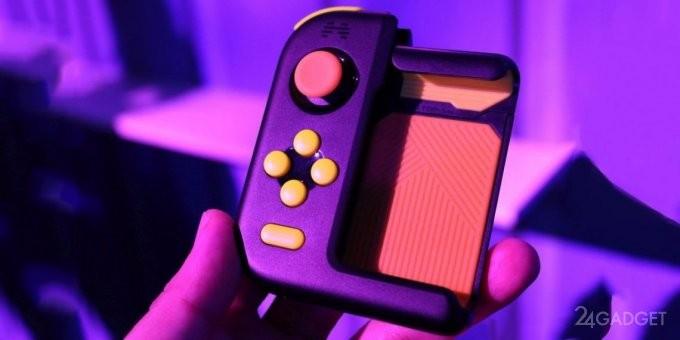 Honor GamePad – игровой контроллер для смартфонов с USB-C (3 фото)