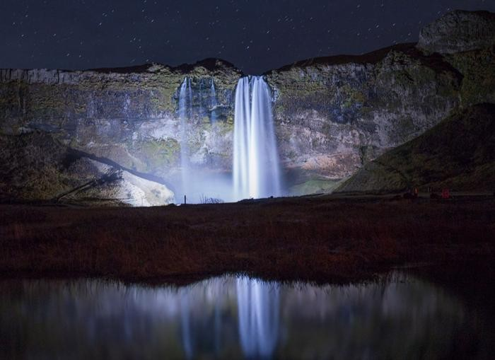 Поразительная красота водопадов (10 фото)