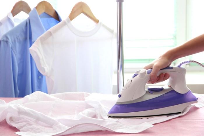 Правила, обязательные к выполнению при глажке одежды (5 фото)