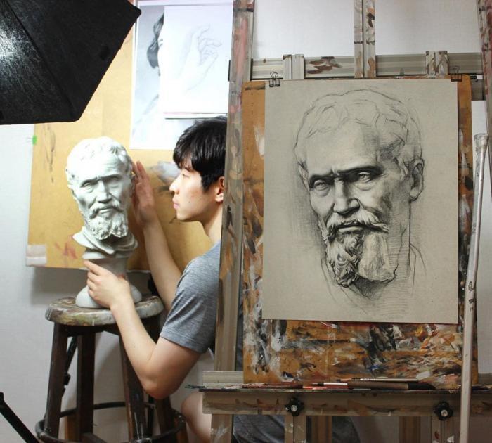 Реалистичные портреты персонажей известных картин (16 фото)