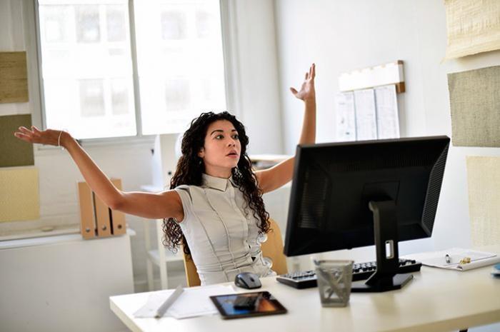 Способы борьбы с агрессией на работе (2 фото)
