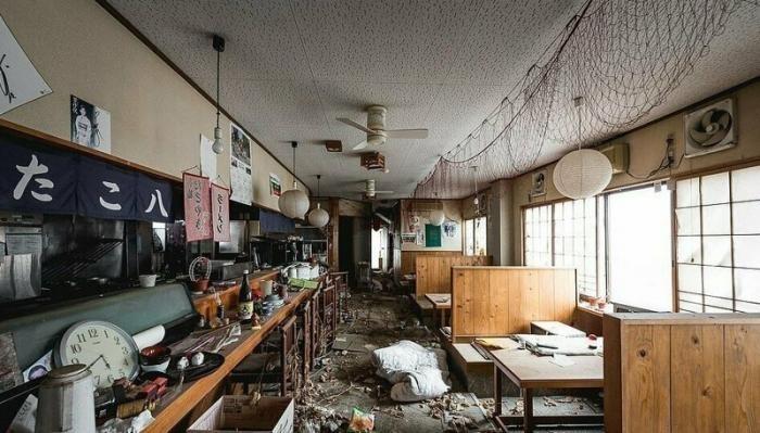 Как выглядит зона Фукусимы через 8 лет после катастрофы? (30 фото)