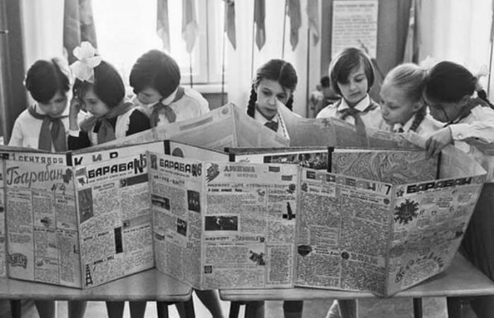 Что заменяло интернет людям во времена СССР (5 фото)