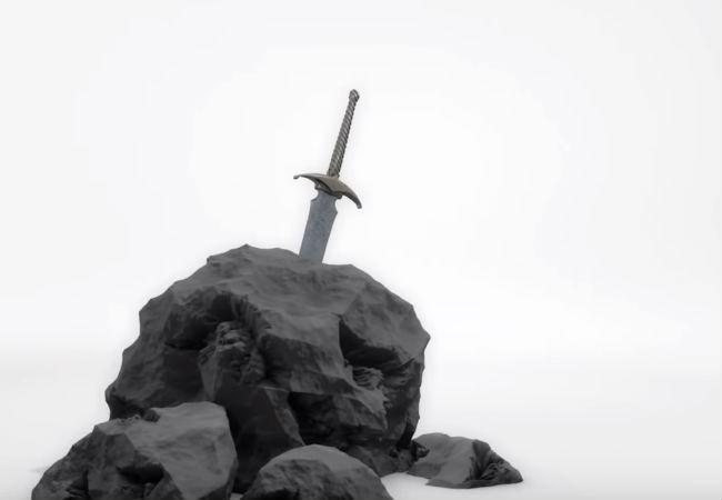 Ученые опознали в древней находке меч из легенд (3 фото)