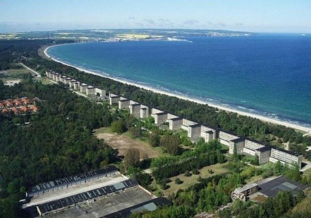 Отель нацистов на 10 000 номеров который не использовали (16 фото)