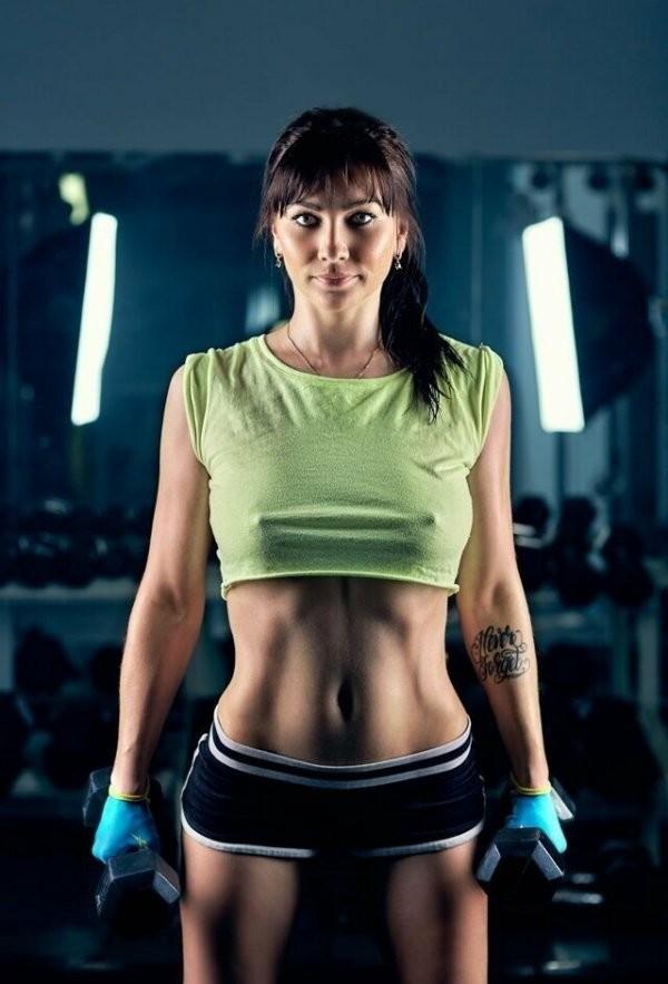Женский спорт (40 фото)