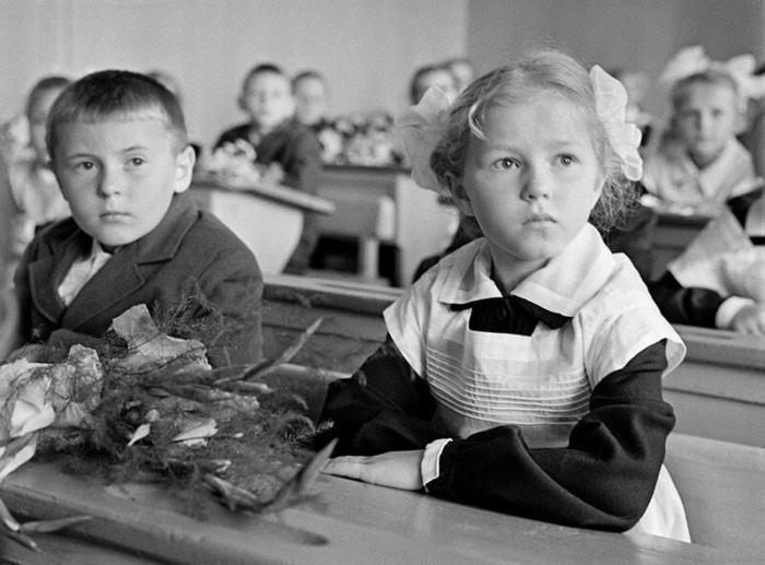 Теплых воспоминаний пост: советская школа (29 фото)