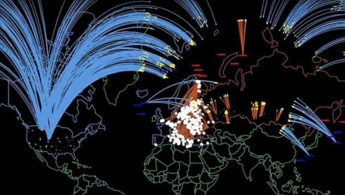 Ядерная война России и США: как это будет? (4 фото)