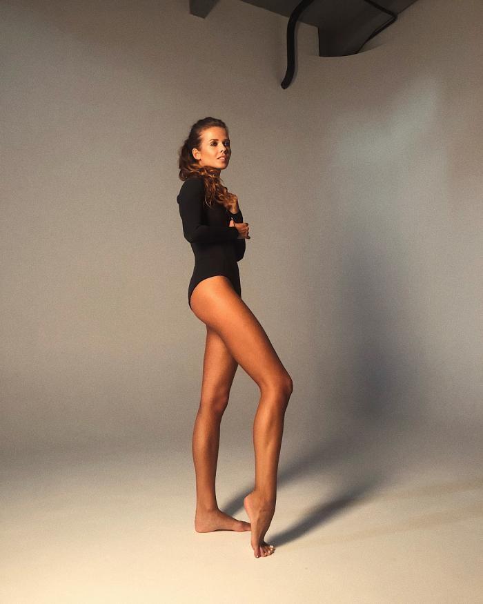 Новая звезда российской художественной гимнастики (20 фото)