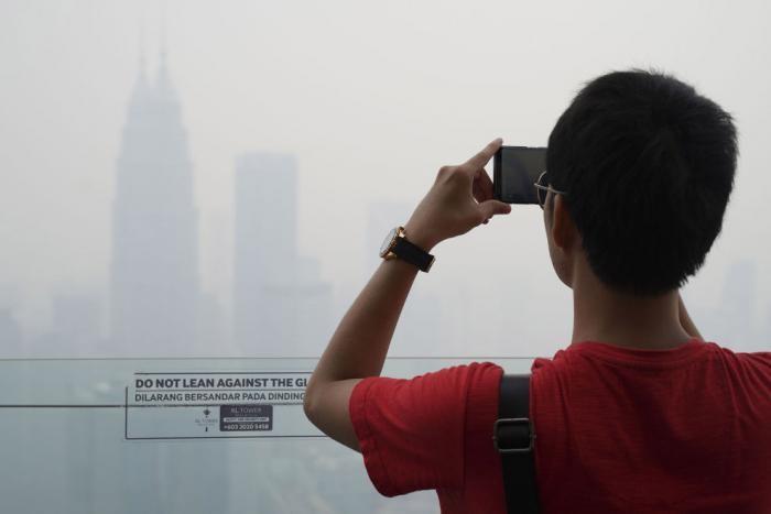 Пожары в Индонезии 2019 (18 фото)