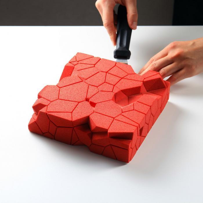 Девушка печатает на 3D-принтере невероятные торты (10 фото)