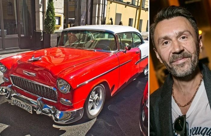 7 роскошных автомобилей отечественных знаменитостей (7 фото)