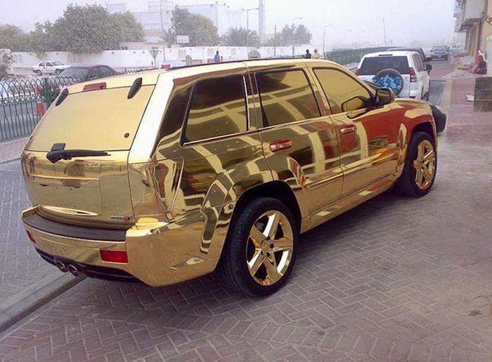 Такое возможно только в Дубае (16 фото)