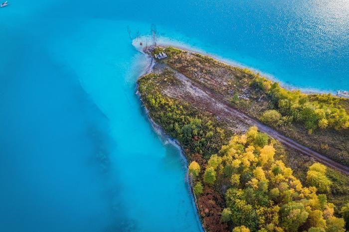 Путешествие по «сибирским Мальдивам» (15 фото)