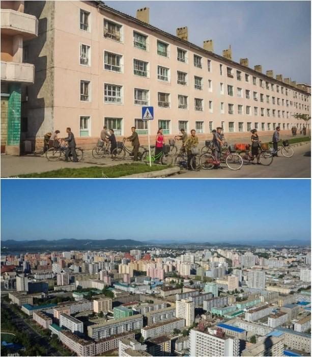 Как живет обычное население Северной Кореи (18 фото)