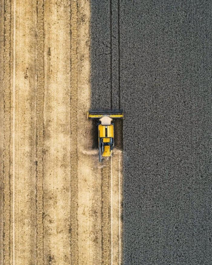 Впечатляющие аэрофото от братьев-фотографов из Великобритании(25 фото)