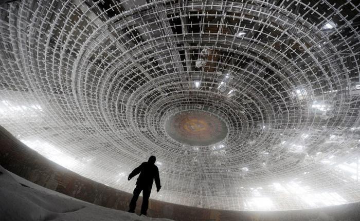 Заброшенные объекты СССР (6 фото)