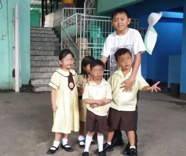 Филиппинский парень, выглядящий как ребенок (10 фото)