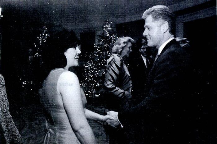 Скандалы, связанные с любовницами президентов (6 фото)