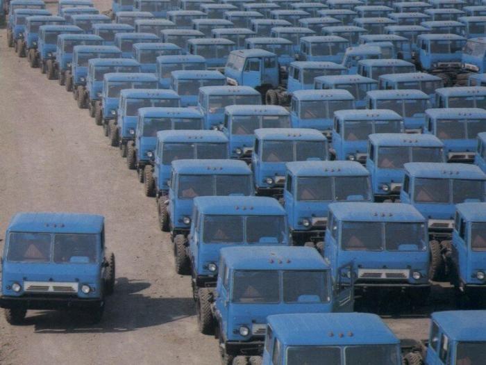 Первые автозаводы СССР и их детища (20 фото)