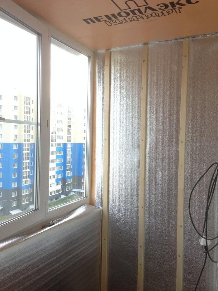 Обустройство теплой лоджии в маленькой квартире-студии (20 фото)