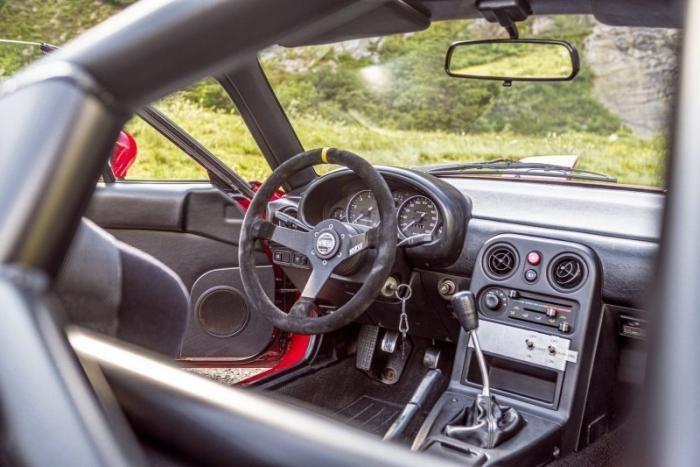 Mazda MX-5 побила мировой рекорд (5 фото)