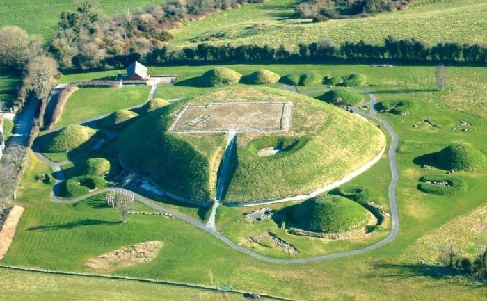 Самые древние сооружения (7 фото)