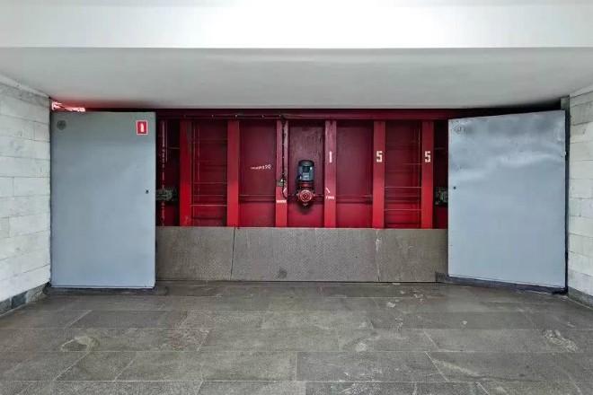Атомные убежища в пекинском метро (5 фото)