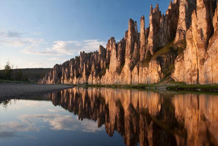 Лучшие природные достопримечательности России и Америки (11 фото)