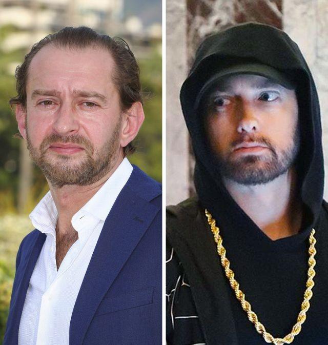 Зарубежные и российские знаменитости которые одного возраста (17 фото)