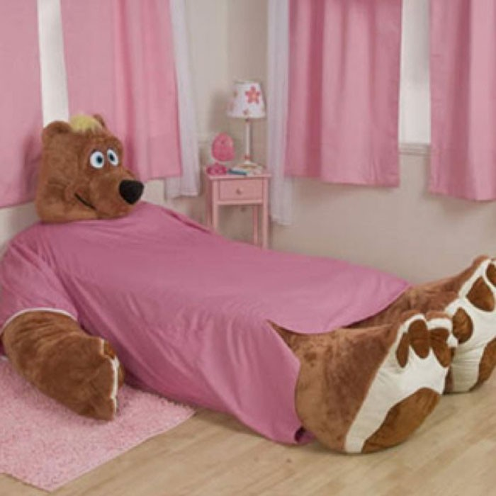 Подборка странных кроватей некоторые из которых вселяют ужас (22 фото)