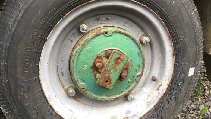 Поддельный заднемоторный ВАЗ — такого вы точно не видели (12 фото)