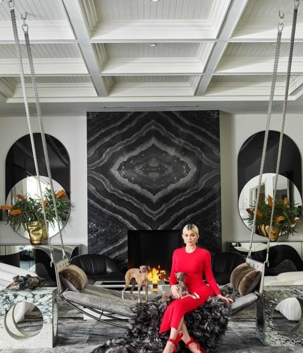 Интерьер первого собственного дома самой юной миллиардерши (14 фото)