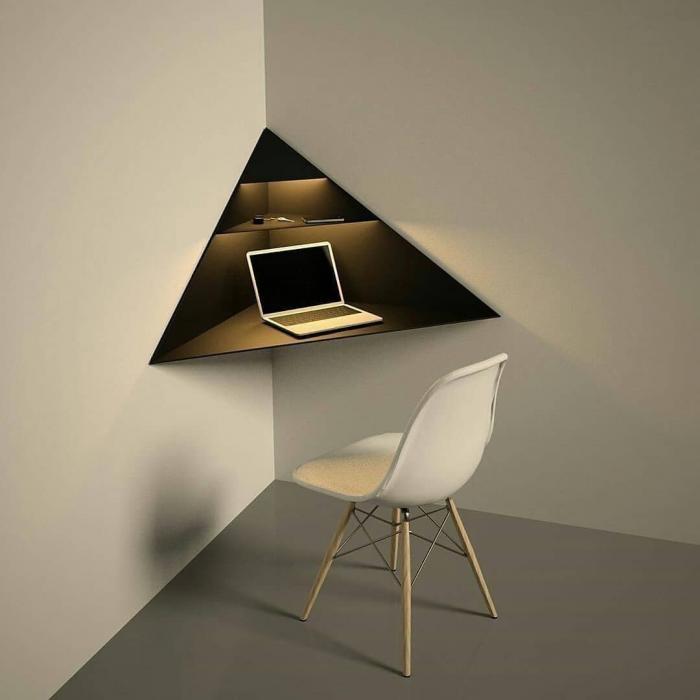Подборка идей по дизайну интерьера - и полезных, и приятных (20 фото)